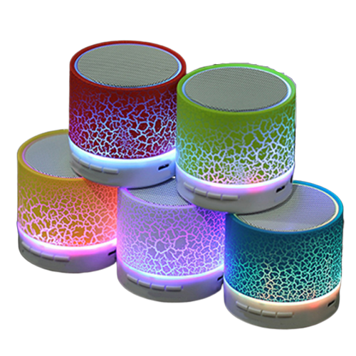 2020 amazon wireless bluetooth speaker mini portable subwoofer sound with Mic TF card FM radio AUX controlled speaker