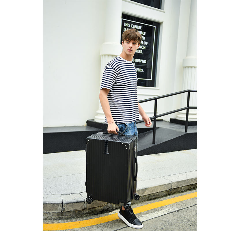 Roller bags universal wheels Fashion hard shell Trolley Luggage Waterproof High Quality Travel Suitcase