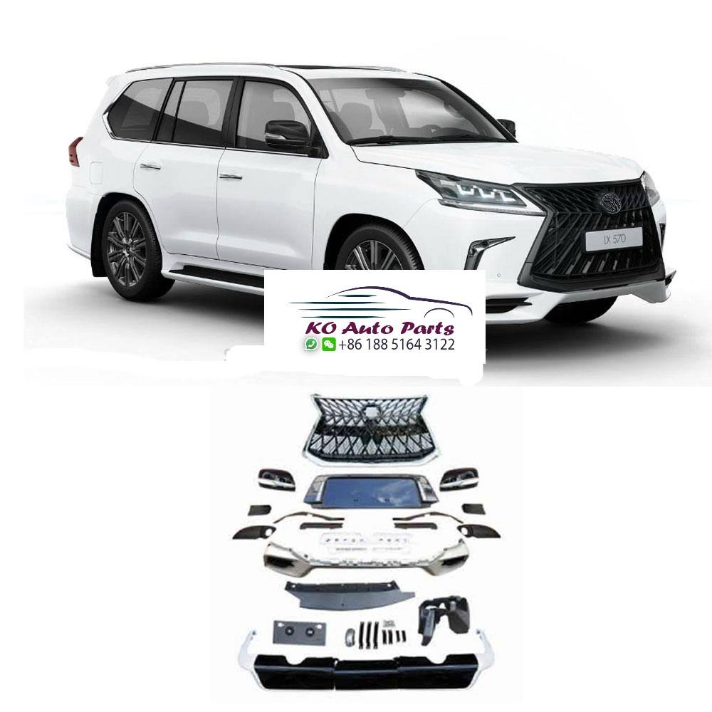TRD kits for lexus LX 570 2012 2013 2014 2015 2016 2017 2018 2019 2020 grille kits AWD sport model edition limited