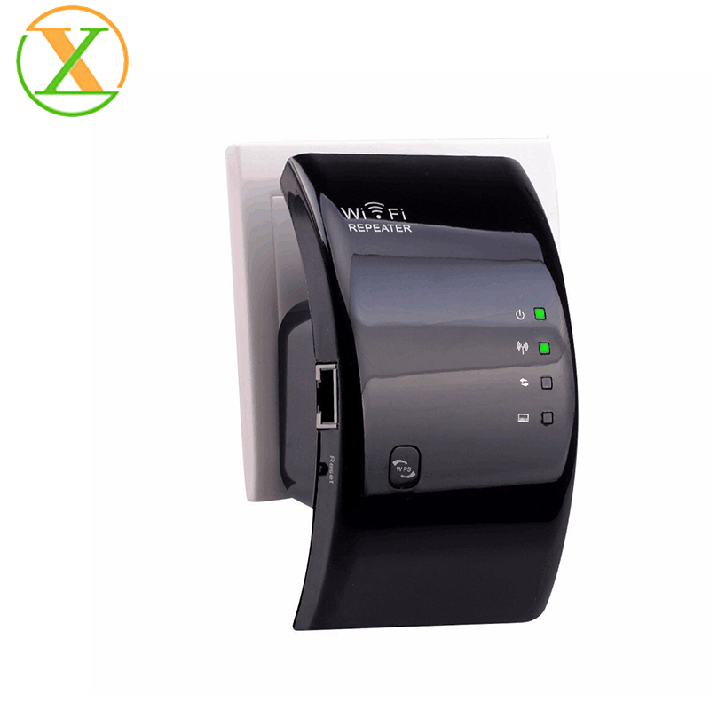 LV-WR01 Wireless-N 300Mbps Wifi Repeater 802.11 N/B/G Wifi Range Extender CE RoHS FCC Certification Wifi Signal Booster