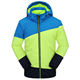 Kids Kids Winter Windbreaker Patchwork Snow Jacket Children Clothes Boys Waterproof Coats Mountain Heated Ski Jacket Snowboard Wear