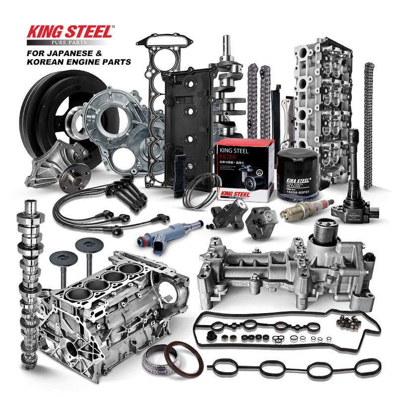 Kingsteel Wholesale Auto Engine Parts Hot Sale Engine Assembly for Toyota Camry Nissan Honda Hilux