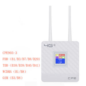CPE903 3g 4g Portable Hotspot 300mbps Wireless Network Repeater Wifi Hotspot Mini Router With LAN Port