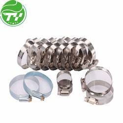 Hot sale Durable High Torque Worm Drive wing nut spring hose clamp