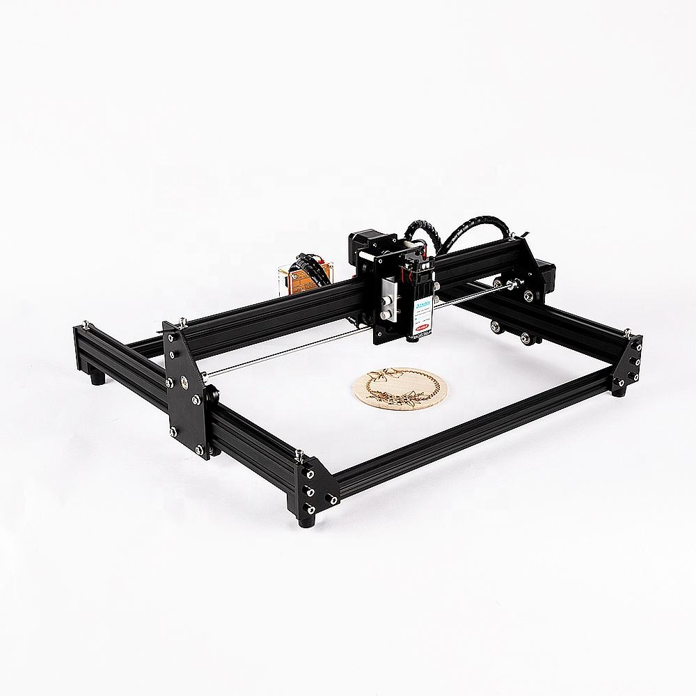BACHIN good price 2500mW advanced toys wood leather mini laser engraving machine diy cnc cutting engraver