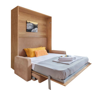 DIY folding wall bed hardware murphy bed mechanism space saving furniture sofa wall bed