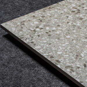 Matt Porcelain Glazed Tile Cheap Terrazzo Tile Floor For Sale