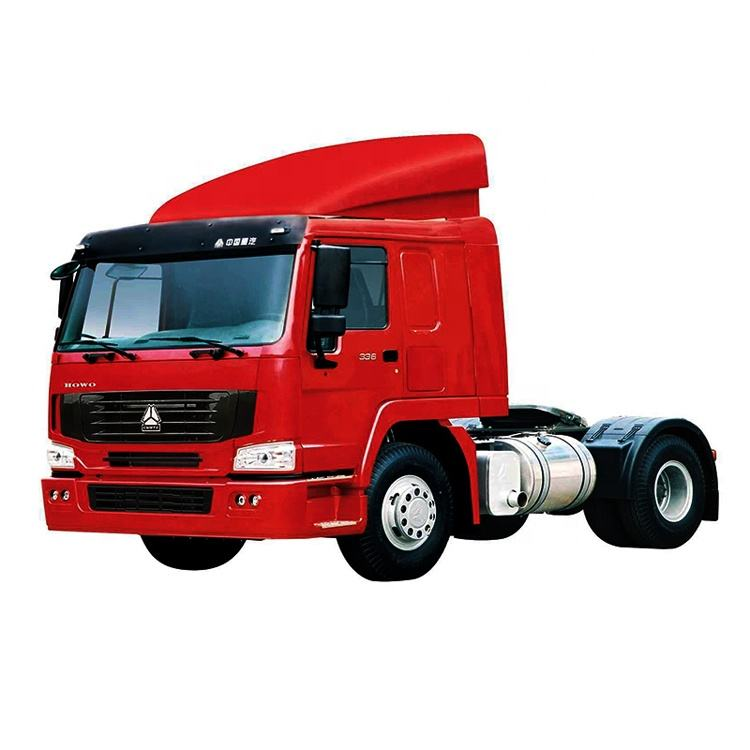HOWO A7 336HP 4X2 New Tractor Truck for Construction