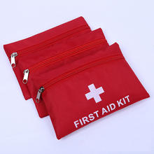 Promotion Emergency First Aid Kit Bag Pack Travel Sport Survival Medical Treatment Outdoor Hunting Camping First Aid Kit