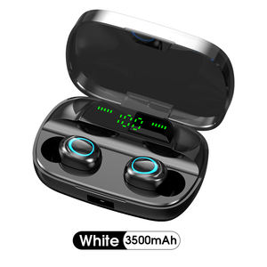 New Invention 2020 Wireless Earphone With LED Display Ear Phone Earphone
