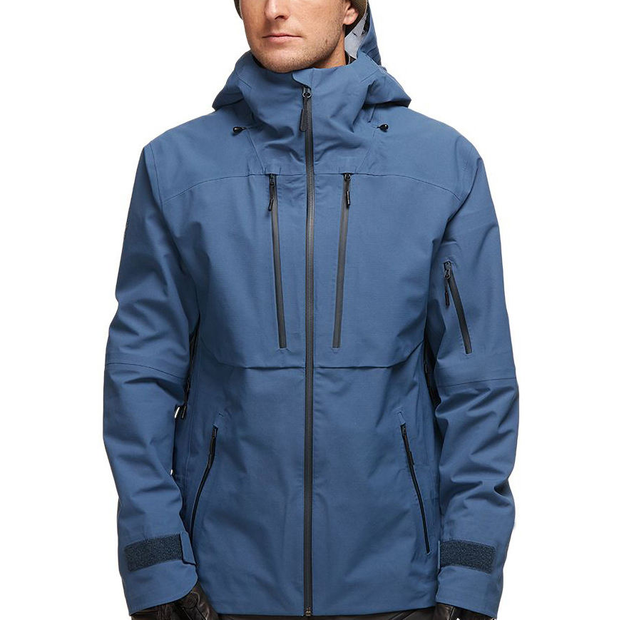 Wholesale outdoor sports winter mens softshell ski jacket waterproof ski & snow wear jacket for men