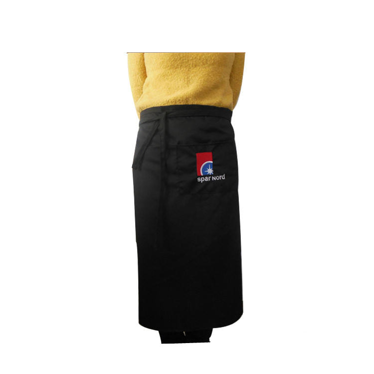 Custom Wine apron , Cotton Cooking Aprons, Promotional Waist apron for Coffee Shop