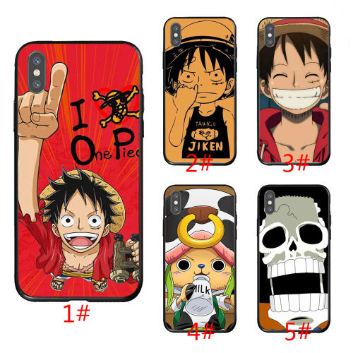 One Piece mobile phone accessories for iphone6/6s plus iPhone7/8.7/8 plus iphone X.XS.XR.XS max iphone 11 11 pro case