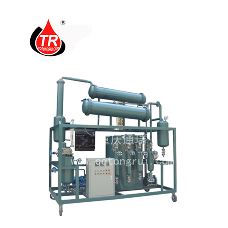 Used Car Oil Vacuum Distillation Equipment