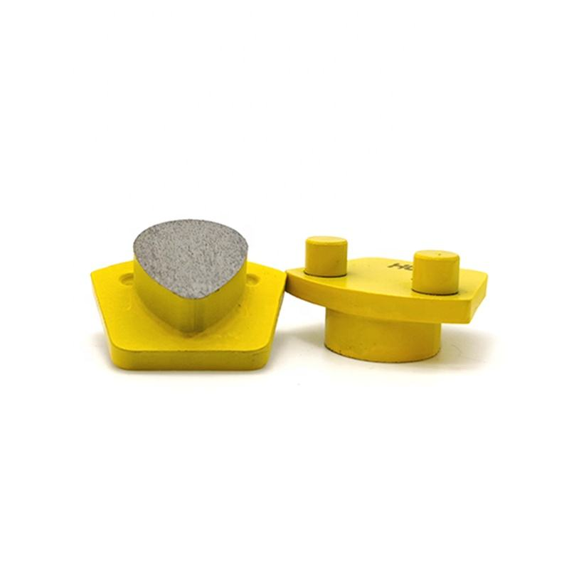 Diamond Concrete Grinding Shoes for werkmaster machine diamond grinding discs concrete diamond grinding block
