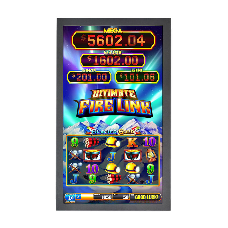 32 inch 3M ELO vertical touch screen monitor for IGS lightning Ultimate Fire Link duck Buffalo gold video game board