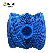 1000ft Shielded CAT6A Communication Cable STP Fluke test BC CCA LAN Cable Supplier