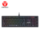 High Quality Fantech MK851 RGB Backlit Mechanical Gaming Keyboard with Additional USB Port and Media Keys