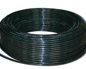 Métrico NAILON TUBO 8mm OD x 6mm ID 10 metros bobina natural