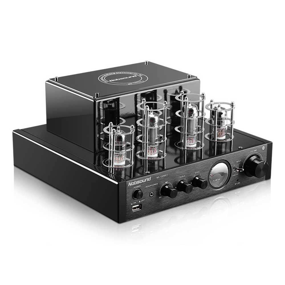 Nobsound MS-10D MKII Hifi 2.0 25W * 2 SUPERIORE Del Tubo <span class=keywords><strong>Amplificatore</strong></span> USB/Bluetooth <span class=keywords><strong>Amplificatore</strong></span> <span class=keywords><strong>Audio</strong></span> <span class=keywords><strong>Amplificatore</strong></span>