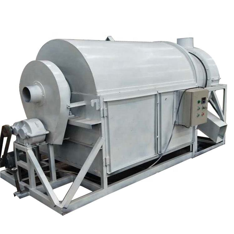 Factory directly Small rotary drum dryer Cassava Dregs Cow Dung Rotary Dryer Price