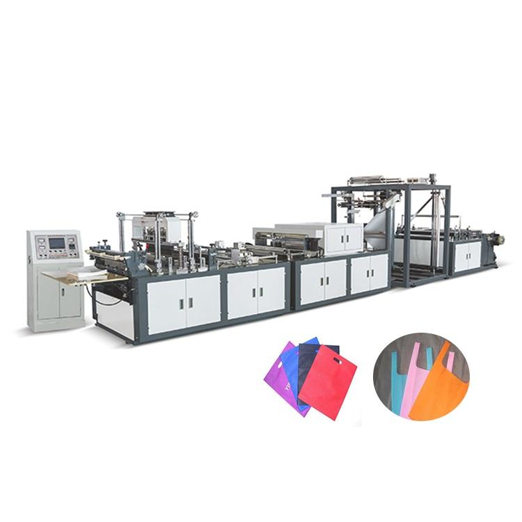 Non Woven Bags Machine Price Making Non Woven Bags Making And Printing Machine