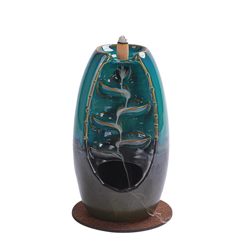 arabic incense burner box Incense burner backflow iincense stick holder censer smoke back-flow wholesale amazon hookah