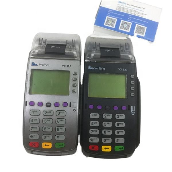 pos machine terminal Verifone VX520 with dial/ethernet