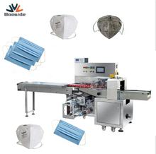 Nonwoven face mask packing machine manufacturer