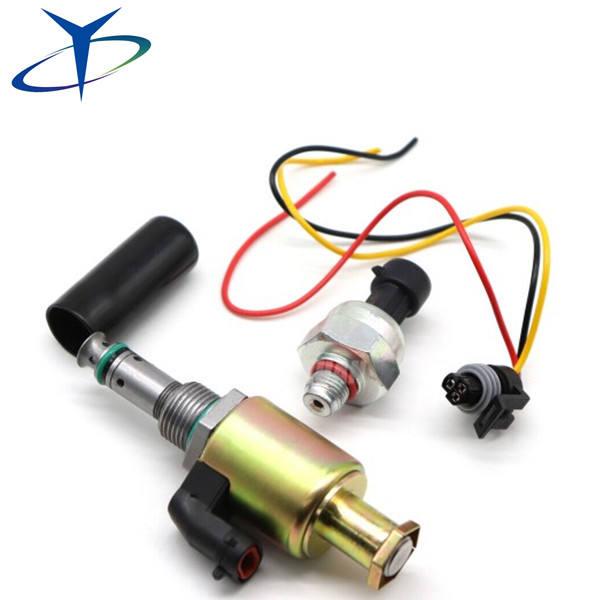 ICP IPR Ford 7.3L  E F Series Ecolnine  Fuel Injection Pressure Regulator Sensor