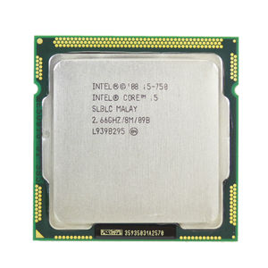 for intel Core i5 750 Quad Core Processor 2.66GHz 8MB Cache LGA1156 Desktop I5-750 CPU