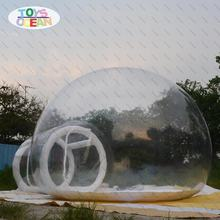 DIA4m Inflatable Bubble Tent With Tunnel For Rent