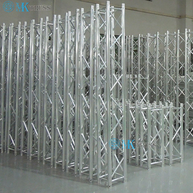 Heavyduty Long Span Aluminum Sound Lighting Truss System Stage Show