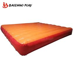 PVC Inflatable Floating Mat Inflatable Mat For Ball Pool
