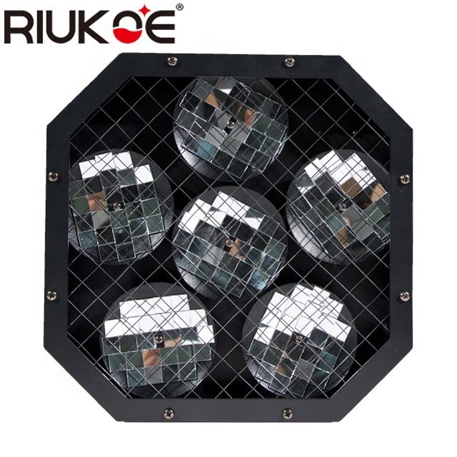 2020 best in seller usa Stage Light beam Moving Head DMX Moon flower special effect mirror dishes Disco DJ Party Lighting