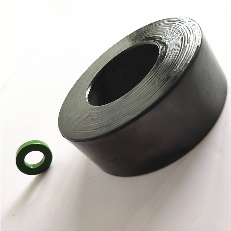 High frequency Soft iron toroidal Tape wound Cores