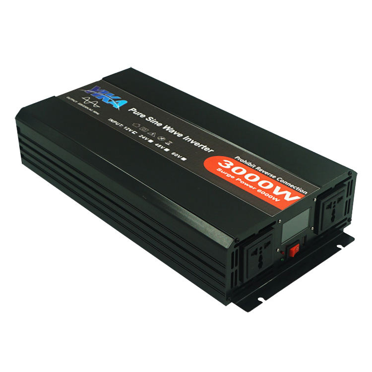 YIKA 3000W DC AC Inverters Pure Sine Wave Power Inverter
