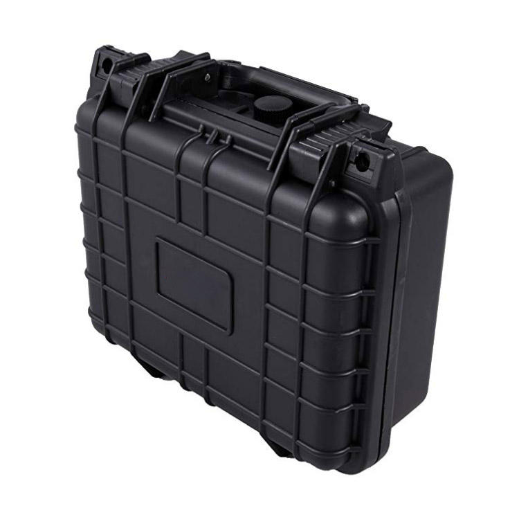 Waterproof hard plastic protective case pick and pluck foam case