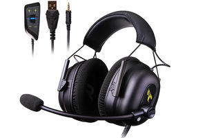 Somic G936N Gaming Headsets Headphone with 7.1 experience without driver