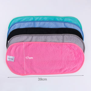 Organic Soft Efficient Reusable Microfiber Muslin Private Label Bamboo Face Cloth For Everyone