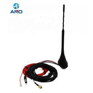 Antena de coche techo antena universal antena 16v con cable 5m