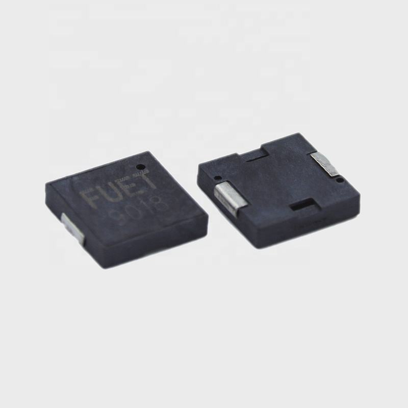 4 KHz 9*9 MM Thickness 1.8 MM Square Ultra-thin SMD Piezo Buzzer External Driving Type Transducer for Medical Devices FUET-9018
