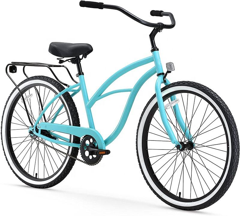 Women bicycle 26 in 21 Speed Beach Cruiser Bicycle