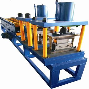 Metalen Rvs Dak Sheet Roll Forming Machine