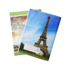 PP Cover Offset Printing Customized Design Exercise Book