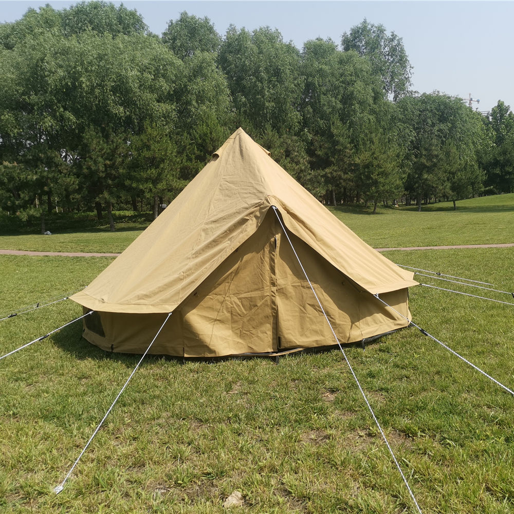 bell tents camping outdoor large family