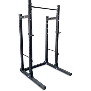 leg press hack squat machine multi function adjustable squat rack at home gym barbell set weight lifting power cage gym
