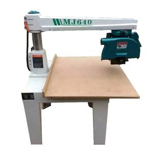 MJ640 radial arm saw machine saw woodworking