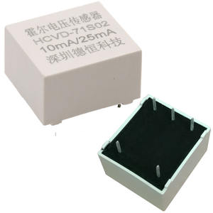 factory customized DC  AC  high frequency and various irregular waveforms hall effect voltage sensor