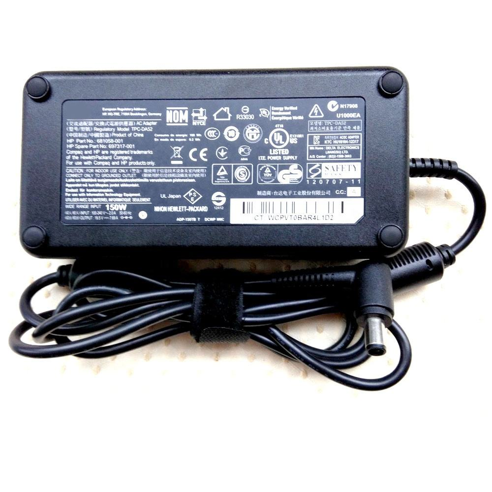 Weixinda 150W 19.5V 7.69A Ac Adapter Voor Hp Pavilion 23-q102a Aio Pc